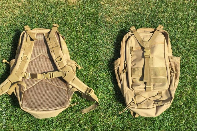 Red Rock Summit | Affordable EDC and Day Hike Pack