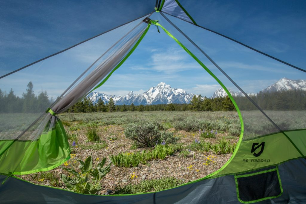 Nemo Dagger 3P Tent | Roomy, Durable and Lightweight