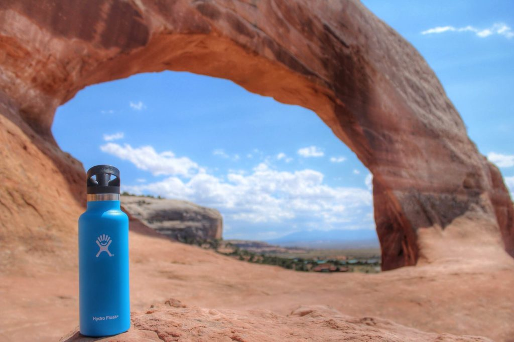 A Love Story of Liquid Proportions - Hydro Flask