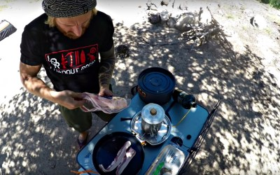 AK to Argentina: JETBOIL Genesis Base Camp Stove Review