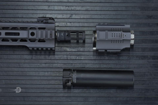 New from Salient Arms: Stryk Pistol