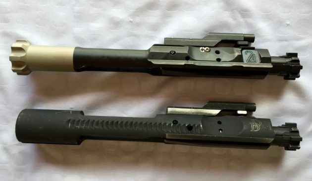 Regulated Bolt Carrier