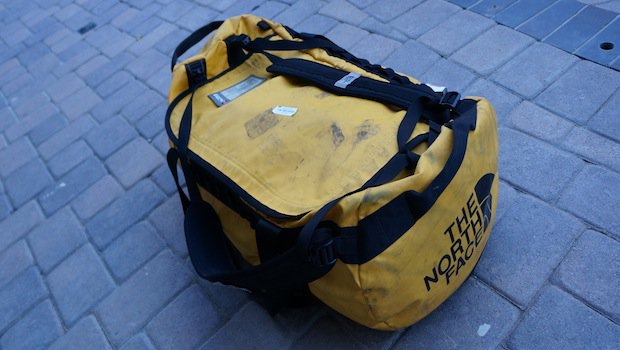 The Classic North Face Duffel