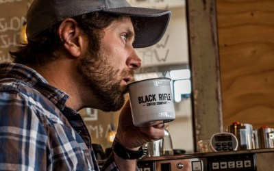 Meet the Man Behind Black Rifle Coffee Company
