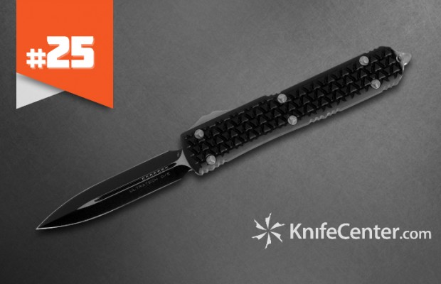 Top 25 Pocket Knives that are Indispensable: #25 Microtech Ultratech