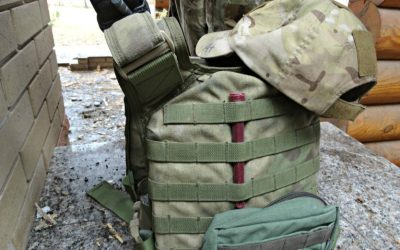 Flyye Fast Attack Plate Carrier
