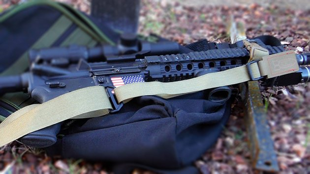 The RedWire Convertible Rifle Sling