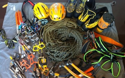 Rock Climbing Gear: Equipment Explained for Everyone