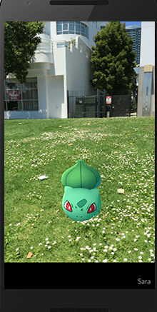 Situational Awareness and Pokemon GO