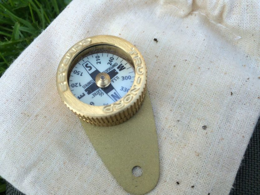 Tru-Nord Compass | The Most Durable Button Compass