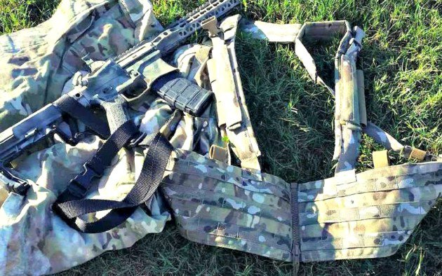 Special Operations Gear | RECCE/SNIPER Chest Rig