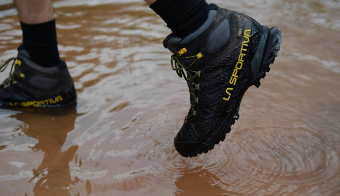 What Makes Waterproof Hiking Boots Waterproof?