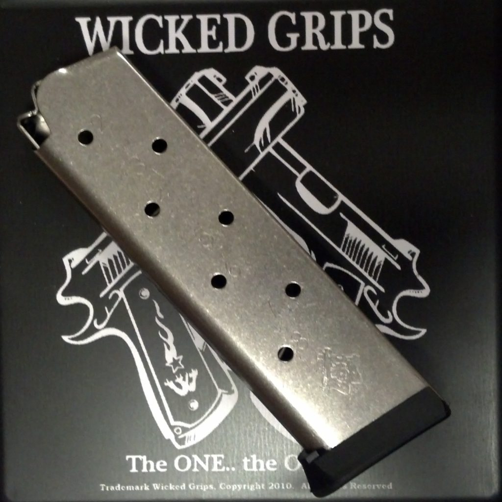 Wicked Grips Magazine   First Look
