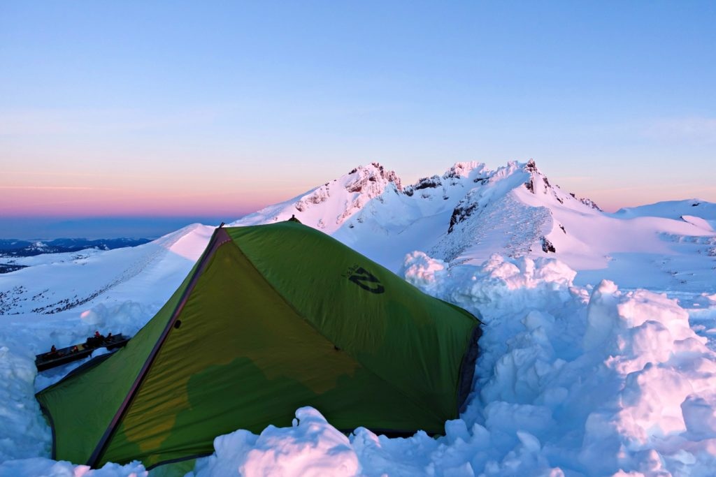 Going Light | Trekking Pole Tent from NEMO & Going Light | Trekking Pole Tent from NEMO | NEWSREP