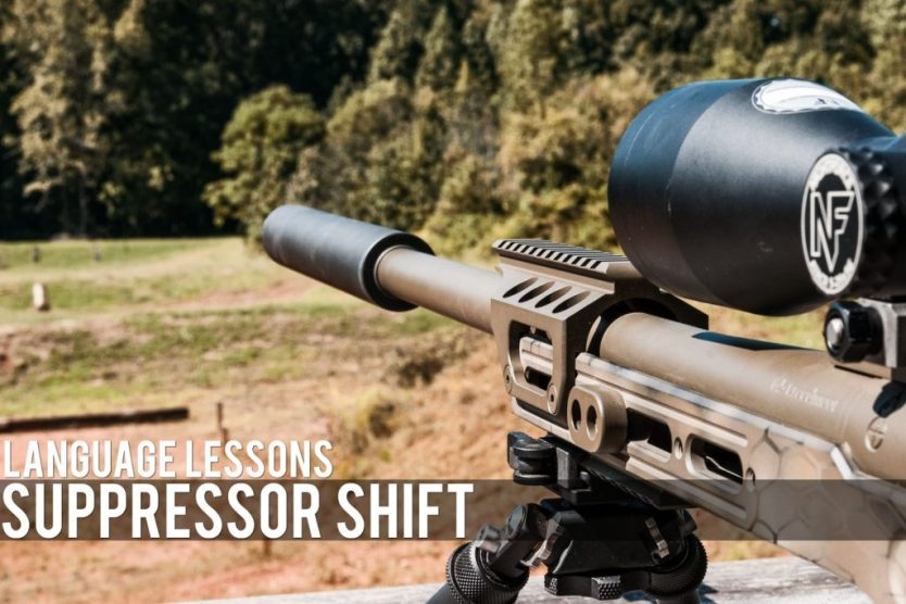 Language Lessons: Suppressor Shift