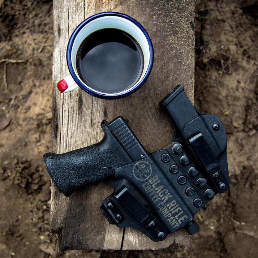 Watch: Making Black Rifle Coffee in the Field
