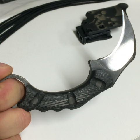 Rob Saniscalchi Custom Karambit Knives