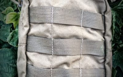Review: Grey Ghost Gear – 6×8 Utility Pouch