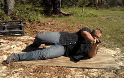 Firearms Training - Ground Gunfight
