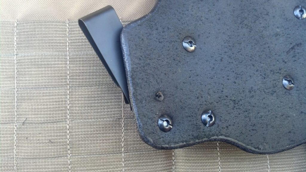Black Storm Defense Signature Holster   A First Look
