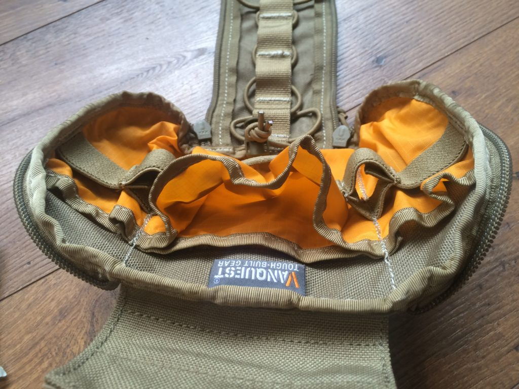Vanquest FATPack 4X6 First Aid Trauma Pack | First Impressions