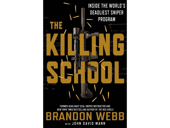 Brandon Webb on his newest book, The Killing School