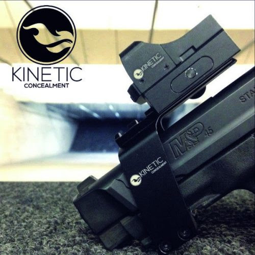 New From Kinetic Concealment: CompRail System