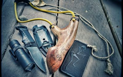 Slingshots | A Primitive Weapon Still in use Today