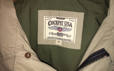 U.S. Mountain Field Jacket | Cockpit USA