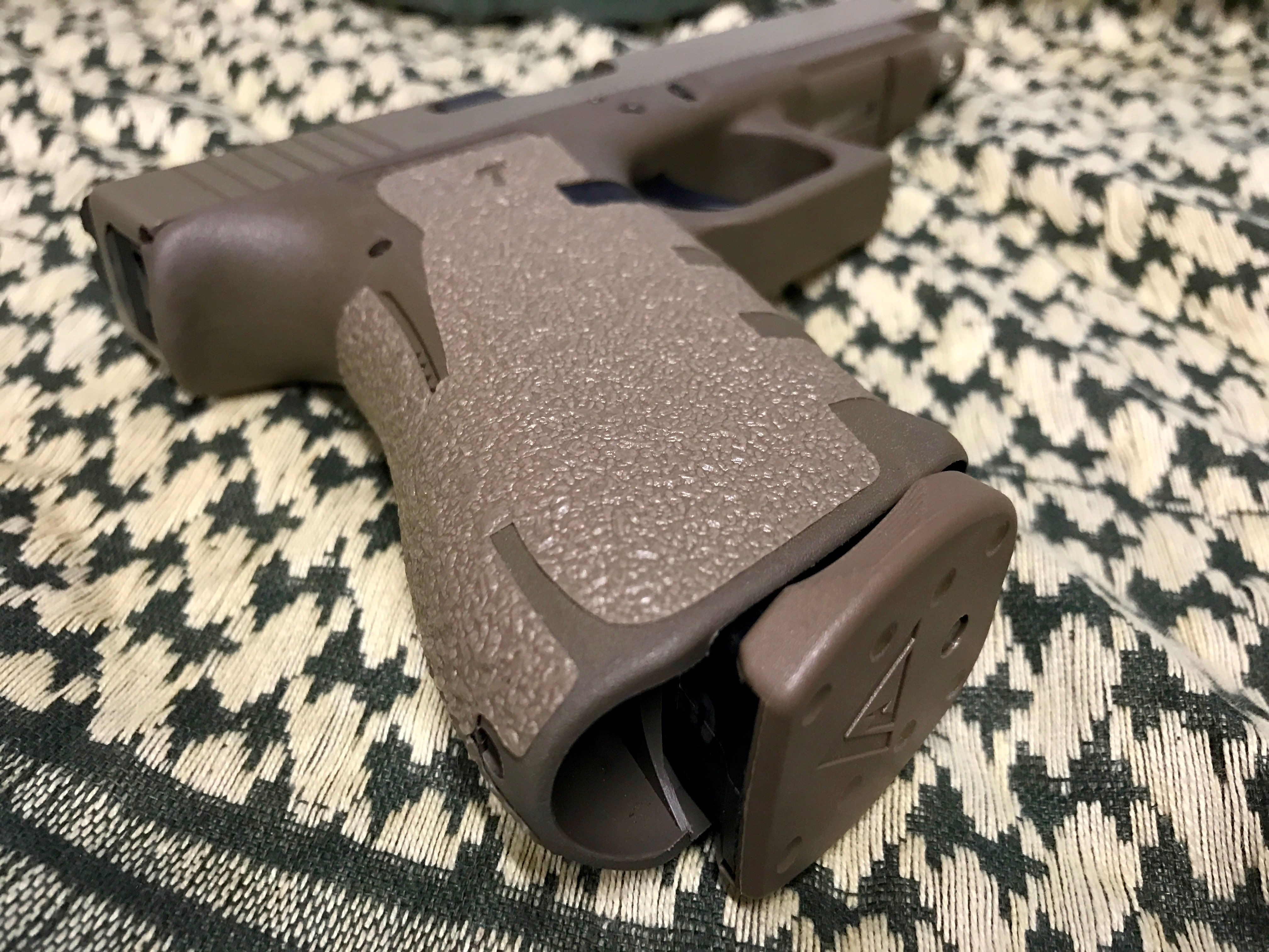 Talon Grips New Color | Moss | The Loadout Room