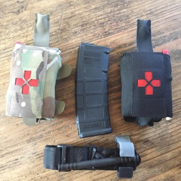 Minimalistic Approach to First-Aid   Blue Force Gear's 'Micro Trauma Kit Now'