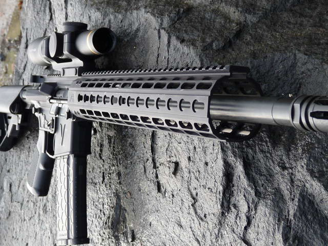 Aero Precision M4E1 Upper | Review