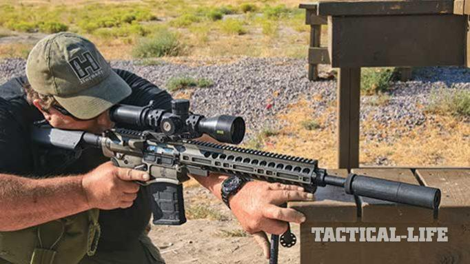 M762: DRD Tactical's Stow-N-Go Rifle In 6.5 Creedmoor