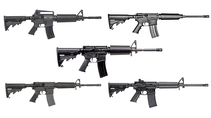 9 AR Rifles Under $1,000 For Your Holiday Wish List