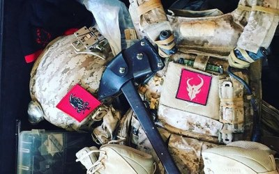 Winkler Knives: Team specific knives for Special Missions Units