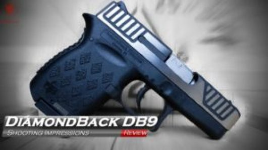 Diamondback DB9 Shooting Impressions