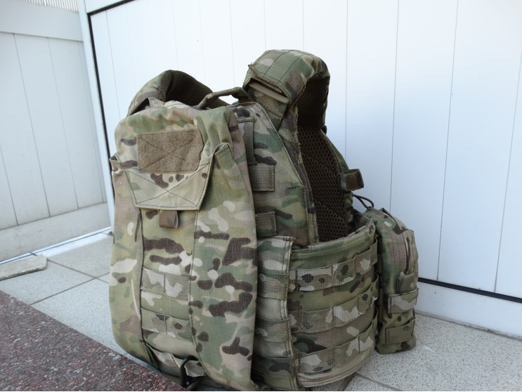 Warrior Assault Systems Plate Carrier