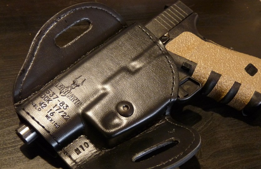 Safariland 537 Holster | First Impressions