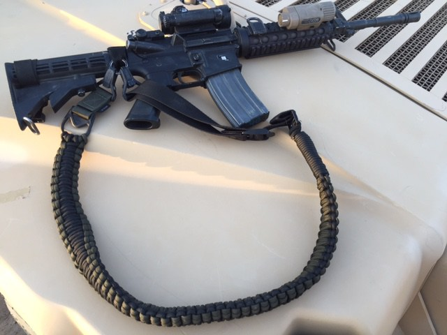 A REVIEW OF COLD STEEL CUSTOM RIFLE SLINGS