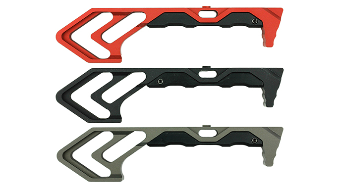 Tyrant Designs CNC Unveils New MOD ForeGrip Series