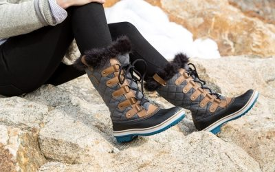 Stomping Through the Snow: The Best Winter Boots for Women