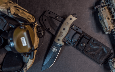 The ESEE-5 | The behemoth workhorse survival knife