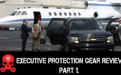 Watch: Executive Protection Tools of the Trade