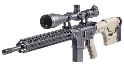 Sightmark Core SX 10-40x56 CBR Riflescope: Helping serious shooters make their mark