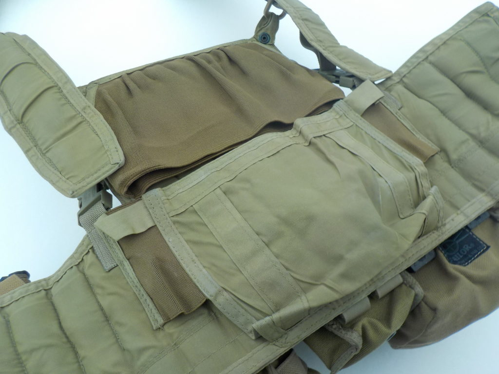 SORD Chest Rig and Back Panel