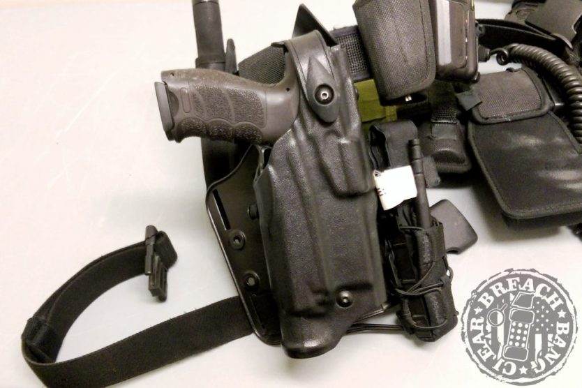 JTT: Optimizing The Drop Leg Holster System