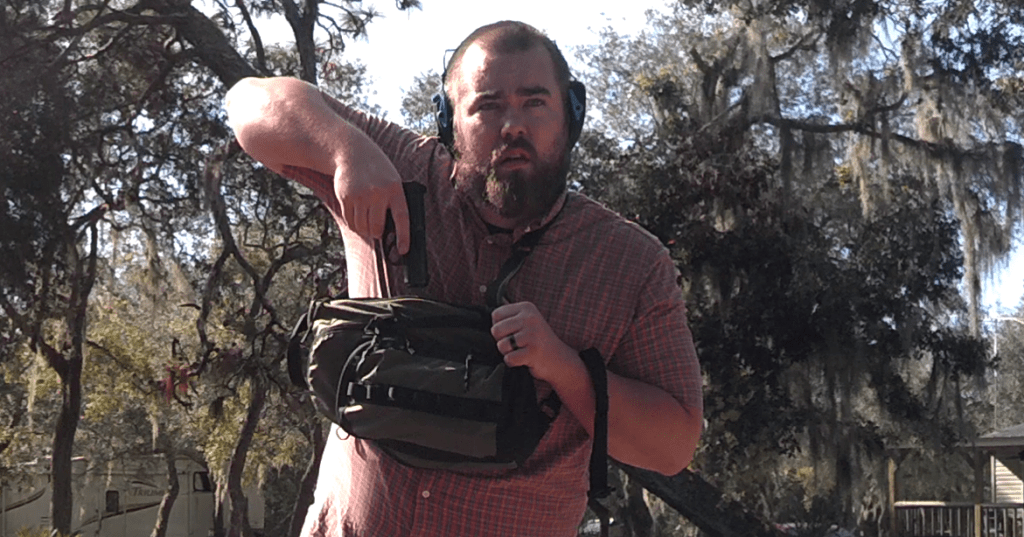 Tactical Tailor Concealed Carry Bag Full Review