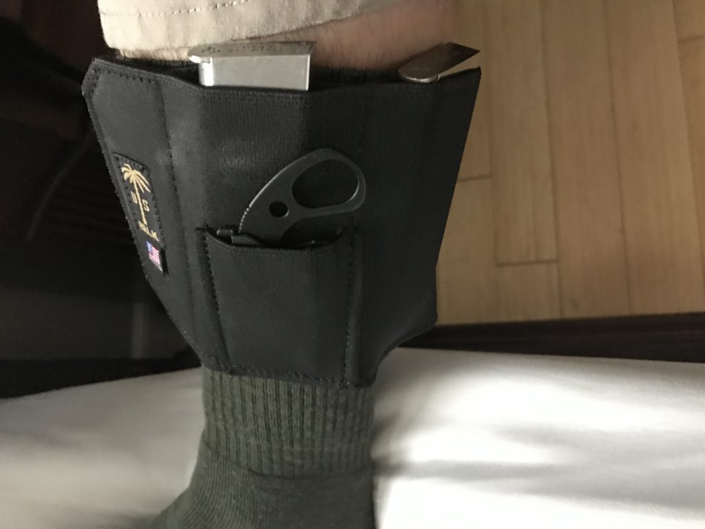 Low-Vis Loadout | US Palm Ankle Cargo Cuff