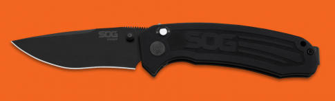 SOG Introduces Four New for 2017 USA Made Knives