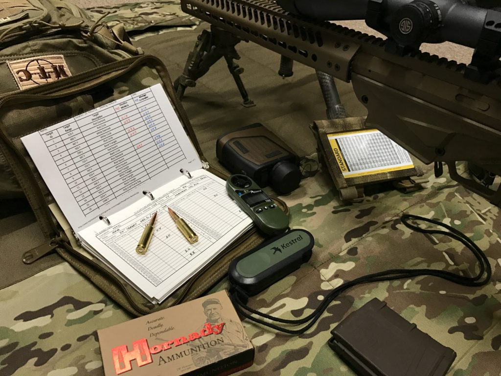 Long Range Shooting Loadout For Every Day Precision